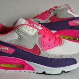 Adidasi Nike Air Max Dama AGM - Adidasi dama, Culoare: Din imagine, Marime: 36, 37, 38, 39, 40, Textil