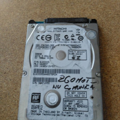 "HDD LAPTOP HITACHI SLIM S-ATA 2.5"" 500GB Z5K500-500 DEFECT, 500-999 GB"