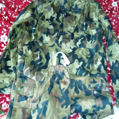 Costum mozaic vara - Imbracaminte Vanatoare, Marime: XXL, Barbati, Uniforme camuflaj