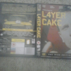 Layer Cake (2004) - DVD - Film thriller, Engleza
