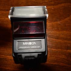 Blitz minolta - Aparate Foto cu Film Konica Minolta