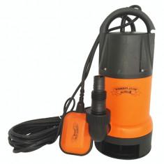 Pompa submersibila din plastic pentru apa murdara 900W Micul Fermier 1tol, 8 m, Pompe submersibile, de drenaj