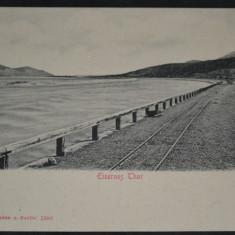 PORTILE DE FIER - Eisernes Thor - ORSOVA - cale ferata