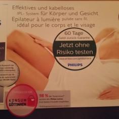Aparat epilare definitiva Philips - Epilator