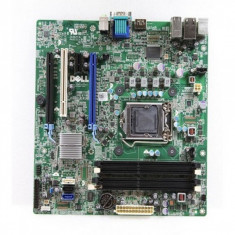 Placa de baza DELL J3C2F, DDR3, SATA, Socket LGA1155 + Shield