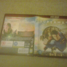 Superman Returns (2006) - HD - DVD - Film actiune, Alte tipuri suport, Engleza