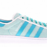 Adidasi Adidas Superstar Adicolor marimea 41 1/3, 42 2/3 si 43 1/3 - Adidasi barbati, Culoare: Alb, Textil