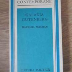 Galaxia Gutenberg - Marshall Mcluhan, 391424 - Filosofie
