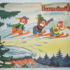 Revista Luminita Nr. 1 / 1958 - Carte educativa