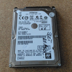 "HDD LAPTOP HITACHI S-ATA 2.5"" 750GB CK750-750 DEFECT, 500-999 GB"