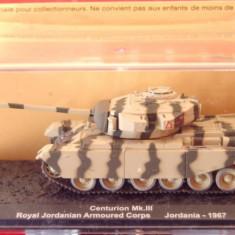 Macheta tanc  Centurion Mk. III - Jordania  - 1967 scara 1:72