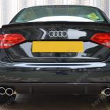 Difuzor RS4 Audi A4 B8 ver4 - Spoiler