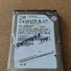 "HDD LAPTOP HITACHI S-ATA 2.5"" 320GB CK500B-320 DEFECT, 300-499 GB"
