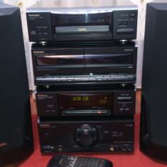 Linie Audio Technics SL-CH770 ST-CH540 SE-CH540 SE-CH770 S Boxe SB-CH530A - Combina audio Technics, 121-160 W