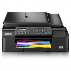 Multifunctionala inkjet cu fax Brother MFC-J200 - Imprimanta foto
