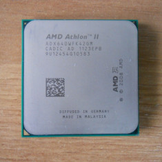 Procesor Quad Core AMD Athlon II X4 640 3, 0 GHz soket AM2+/AM3. - Procesor PC AMD, Numar nuclee: 4, Peste 3.0 GHz