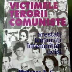 Victimele terorii comuniste Dictionar F-G - Istorie