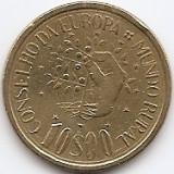 Portugalia 10 Escudos 1987 - Conselho da Europa Mundo Rural, 23.5 mm KM-638 (4)