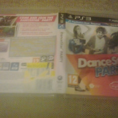 Dance Star Party ( PS Move ) -  PS3