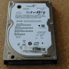 "HDD LAPTOP SEAGATE MOMENTUS S-ATA 2.5"" 60GB ST960813AS DEFECT, 41-80 GB, SATA"