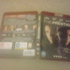 The Prestige (2006) - HD - DVD - Film drama, Alte tipuri suport, Engleza