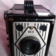 APARAT FOTO DE COLECTIE REX - Aparat de Colectie