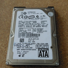 "HDD LAPTOP HITACHI S-ATA 2.5"" 80GB HTS541680J9SA00 DEFECT, 41-80 GB, SATA"