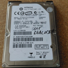 "HDD LAPTOP HITACHI S-ATA 2.5"" 160GB HTS541616J9SA00 DEFECT, 100-199 GB"