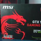 Placa video MSI GeForce GTX 950 GAMING 2GB DDR5 128-bit, Garantie