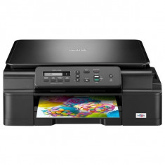Multifunctionala Brother Inkjet DCP-J105 - Imprimanta foto