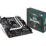 Placa de baza MSI Socket LGA1151, B150M BAZOOKA, Intel B150, 4*DDR4 2133MHz, DVI/HDMI, 1*PCIEx16/2*PCIEx1, 6*SATAIII/2*SATAe, GBLAN, 8CH, 6 bulk
