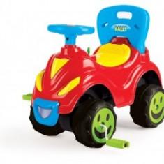 Masina cu volan si pedale Smile 2 in 1 - Masinuta electrica copii