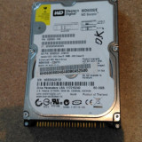 HDD LAPTOP WESTERN DIGITAL IDE 2.5 60GB WD600UE
