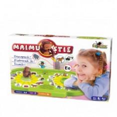 Joc educativ-distractiv Maimu stie