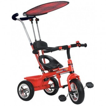 Tricicleta pentru copii - Rosie foto mare