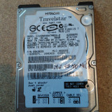 "HDD LAPTOP HITACHI TRAVELSTAR IDE 2.5"" 80GB IC25N080ATCS04-0 DEFECT, 41-80 GB"
