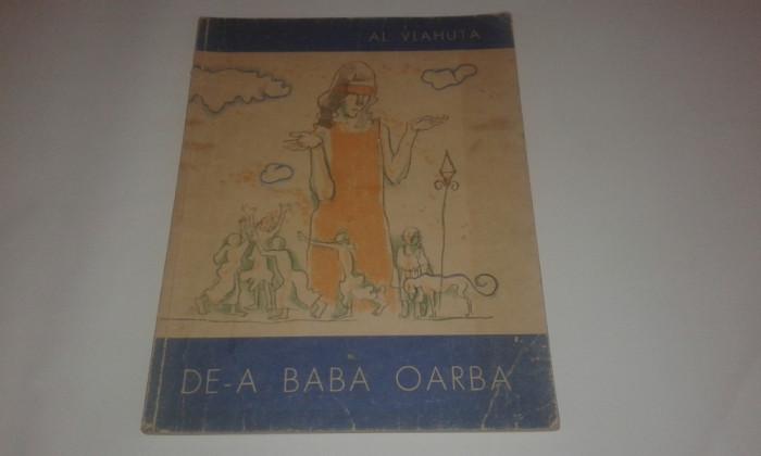 AL.VLAHUTA - DE-A BABA OARBA