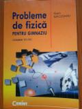 FIZICA PROBLEME SI TESTE PENTRU GIMNAZIU Clasele VI-VIII - Florin Macesanu