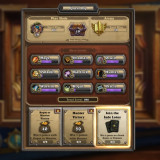 Vand cont Hearthstone.