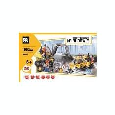 Lego Set Masini Constructii - 196pcs - LEGO City