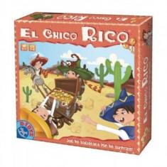 Joc Distractiv - El Chico Rico - Jocuri Logica si inteligenta D-Toys