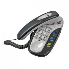 TELEFON MAXCOM TEL-KXT-604B ARGINTIU - Sistem teleconferinta