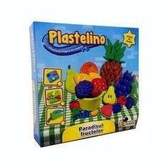 Plastelino-Paradisul fructelor - Jocuri arta si creatie Noriel