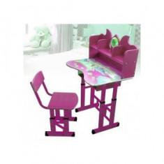 Birou cu scaunel pentru copii KT 0042 - Masuta/scaun copii