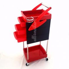 Ucenic coafor 3 sertare, model nou 2017, design modern