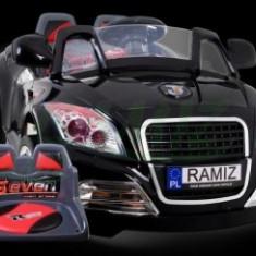 Masina cu Acumulator VIP - Negru - Masinuta electrica copii