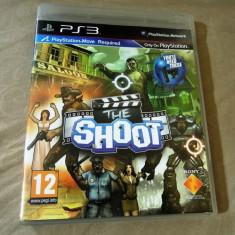 Joc Move The Shoot, PS3, original! Alte sute de jocuri! - Jocuri PS3 Sony, Sporturi, 16+, Multiplayer