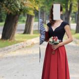 Rochie de ocazie - Rochie ocazie, Marime: 36, Culoare: Rosu