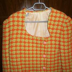 Costum dama stofa, marimea 46-48!, Marime: XL, Culoare: Din imagine