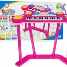 Orga Muzicala - Roz - Instrumente muzicale copii